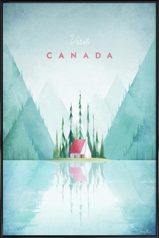 Canada Framed Poster