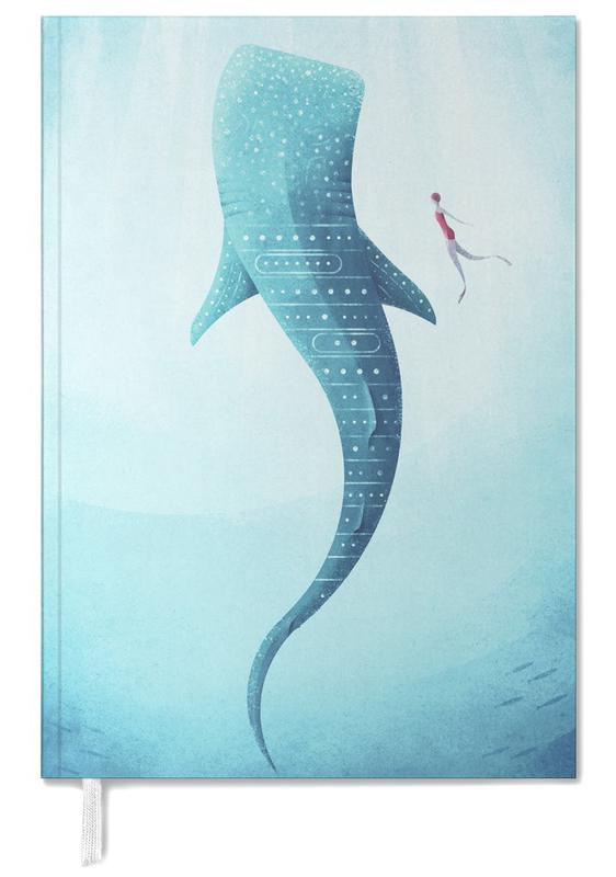 Whale Shark Personal Planner