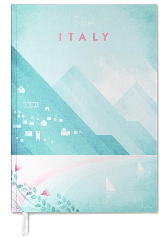 Italy Personal Planner