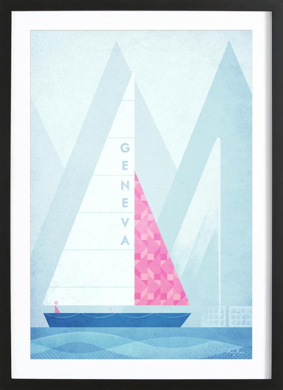 Geneva Framed Print