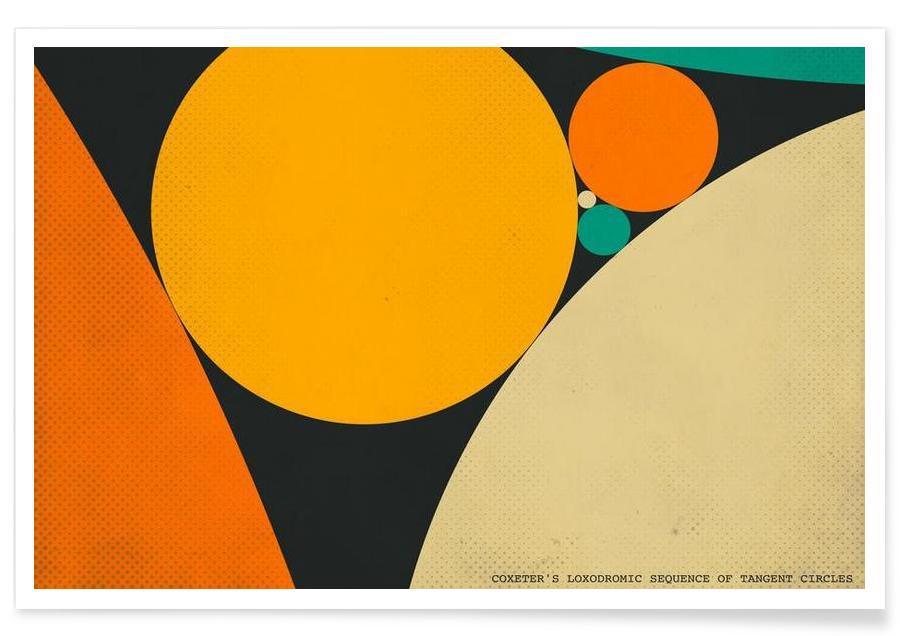 Coexeter's loxodromic Poster
