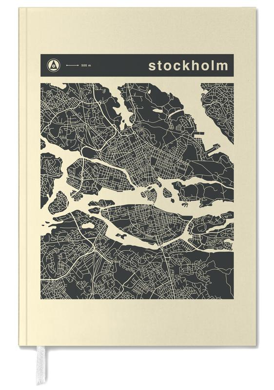 City Maps Series 3 Series 3 - Stockholm -Terminplaner