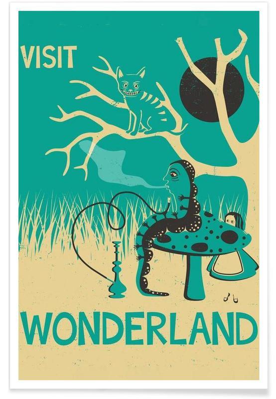 Wonderland affiche