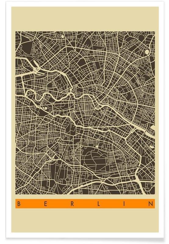 Berlin II Poster