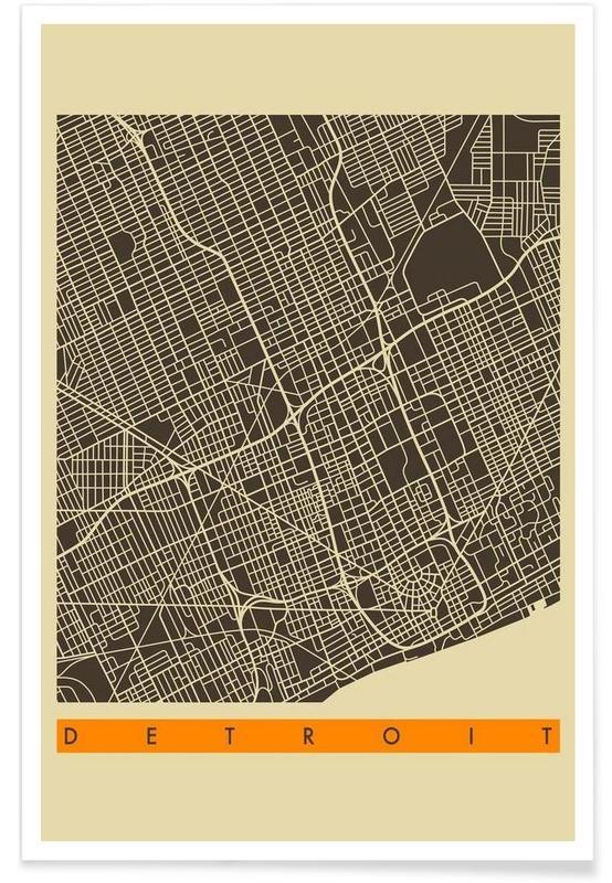 Detroit II Poster