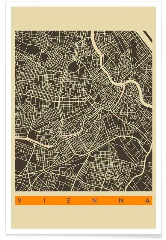 Vienna II -Poster