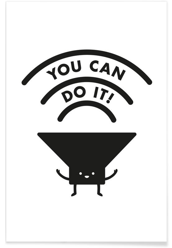 You Can Do It -Poster