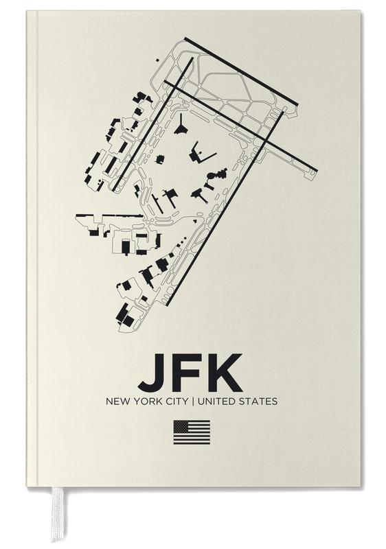 JFK Airport New York Personal Planner