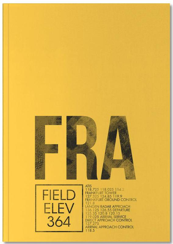 FRA Frankfurt Notebook
