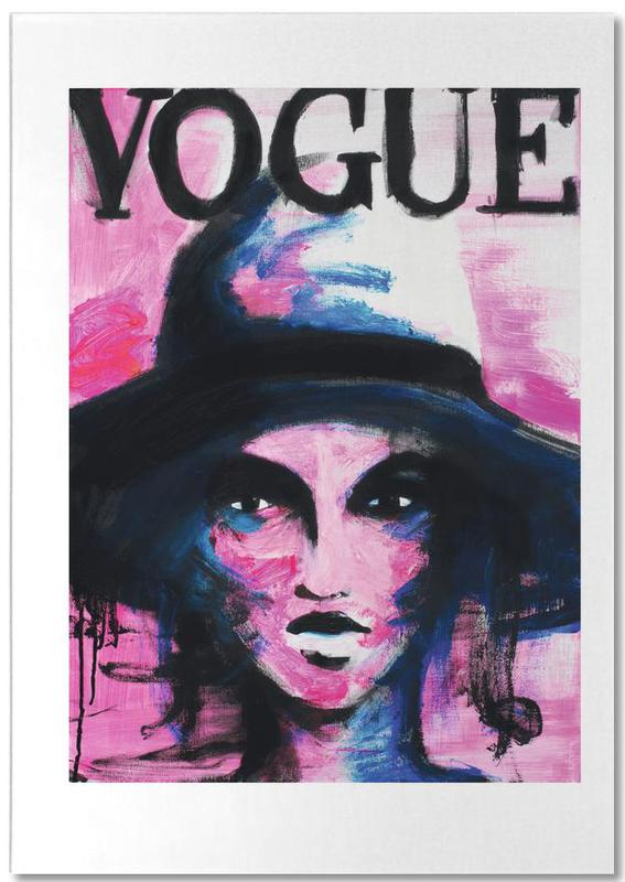 Vogue Notepad