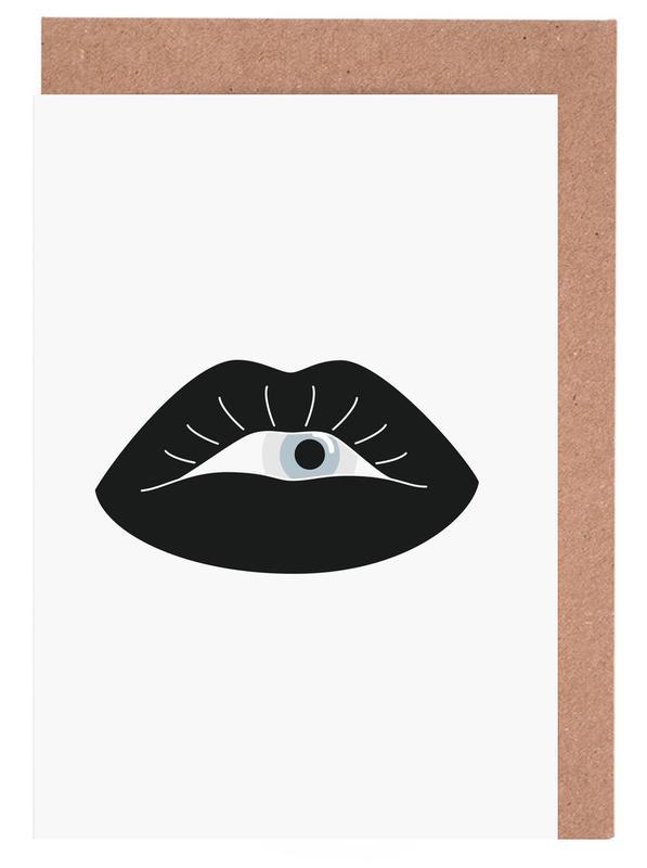 Eye Greeting Card Set