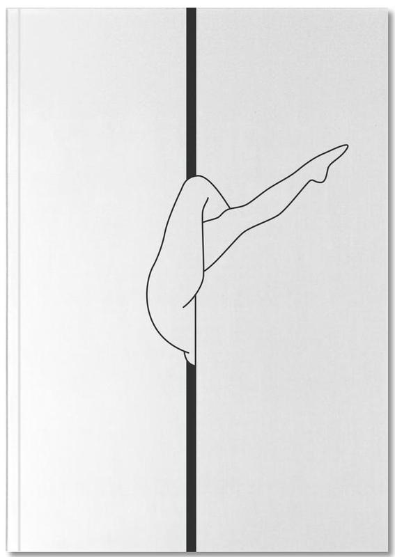 Poledance Notebook