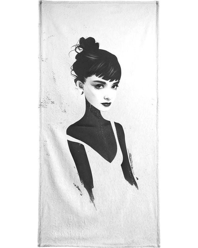 Oh, Audrey Bath Towel