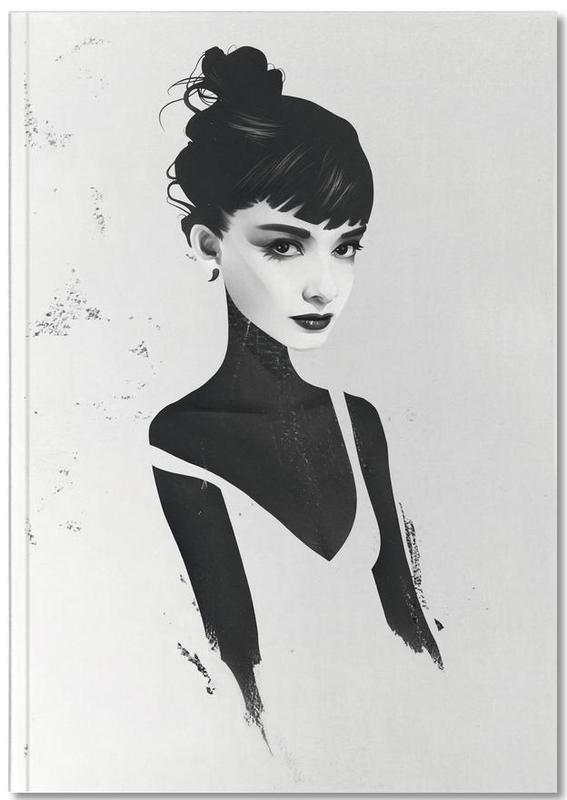 Oh, Audrey Notebook