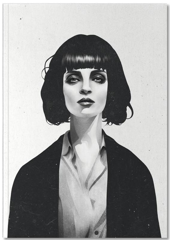 Mrs Mia Wallace Notebook