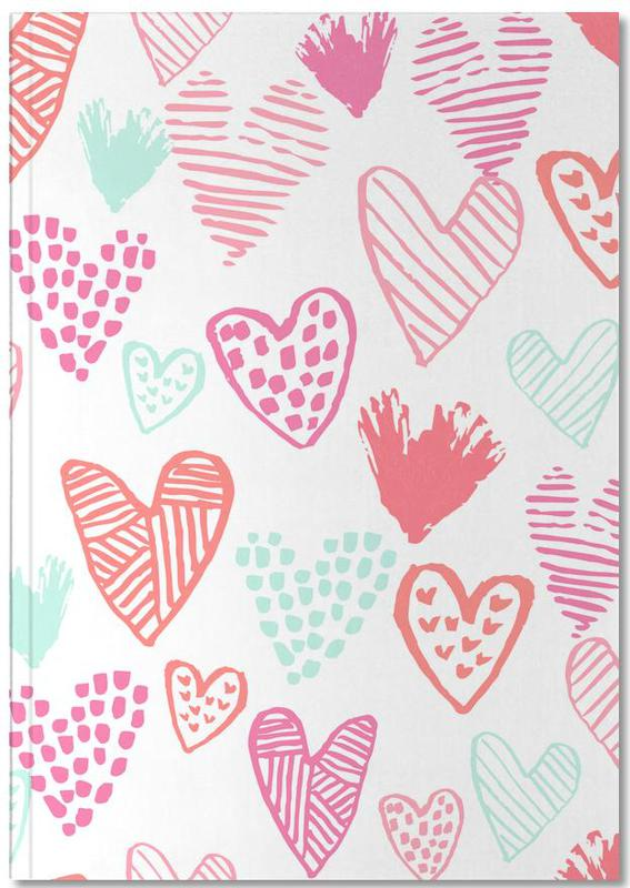 Valentines Pretty Notebook