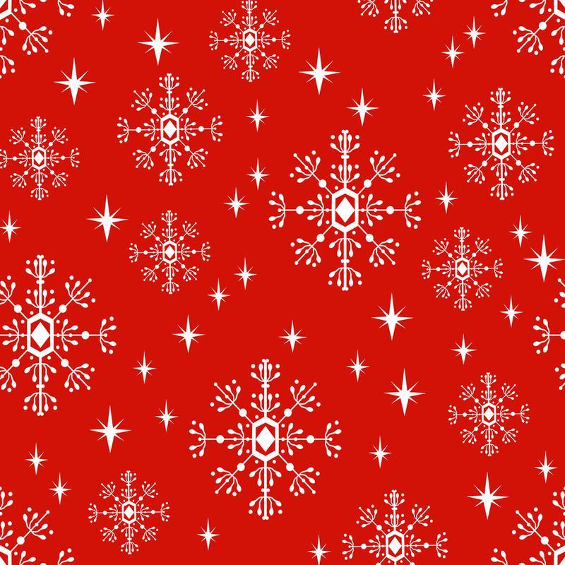 Snowflake Alu Dibond Druck