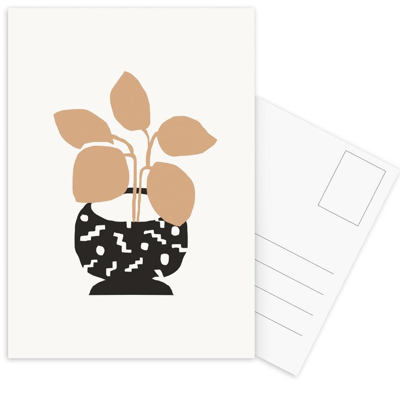 Amethea -Postkartenset