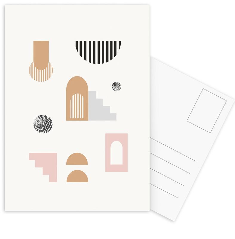 Elektra Postcard Set
