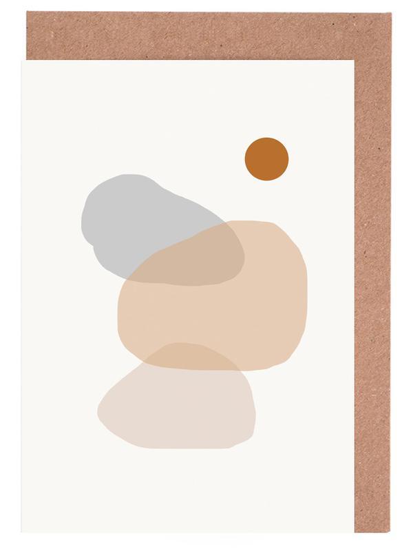 Hypatia -Grußkarten-Set