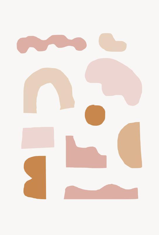 Rhode -Acrylglasbild