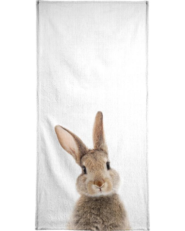 Print 315 Bath Towel