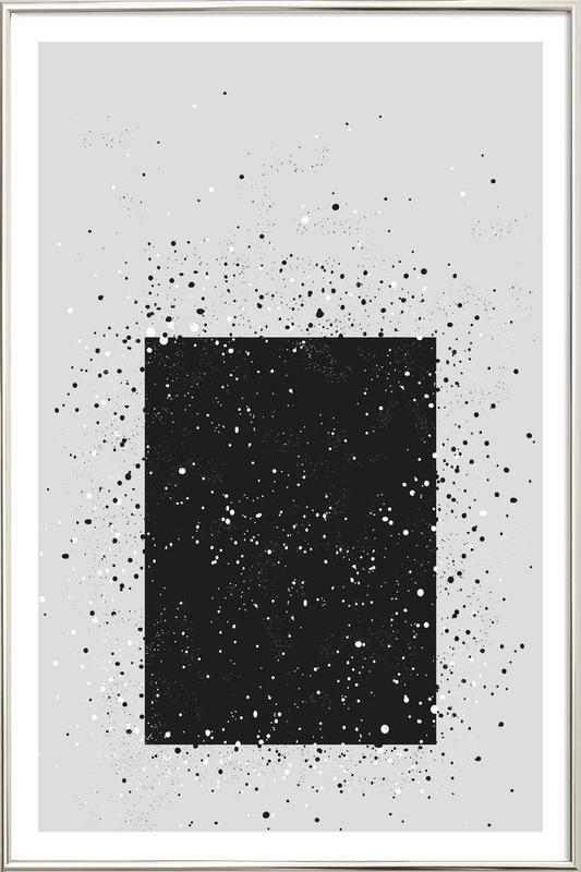 Salz Und Pfeffer Poster im Alurahmen | Dekoration > Bilder und Rahmen > Poster | Mehrfarbig