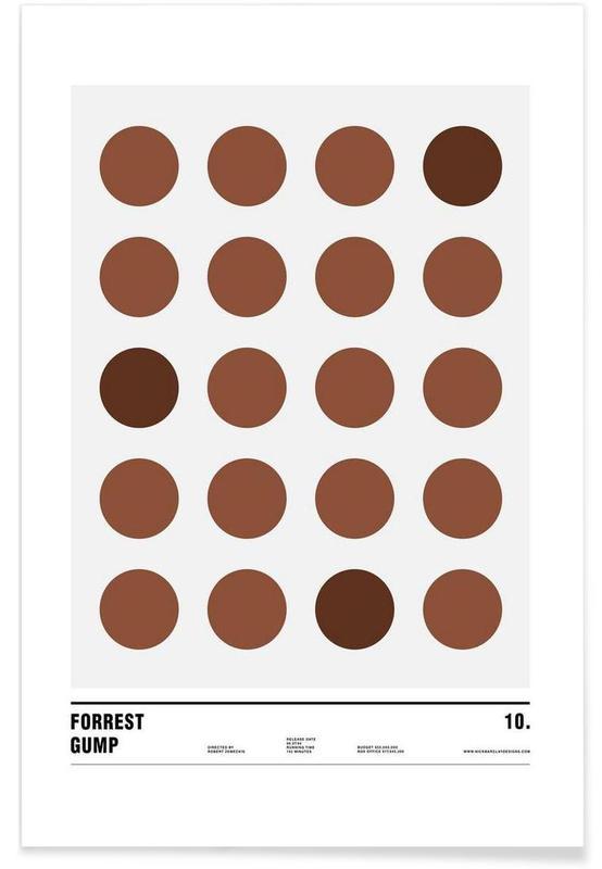 Forrest Gump Premium Poster