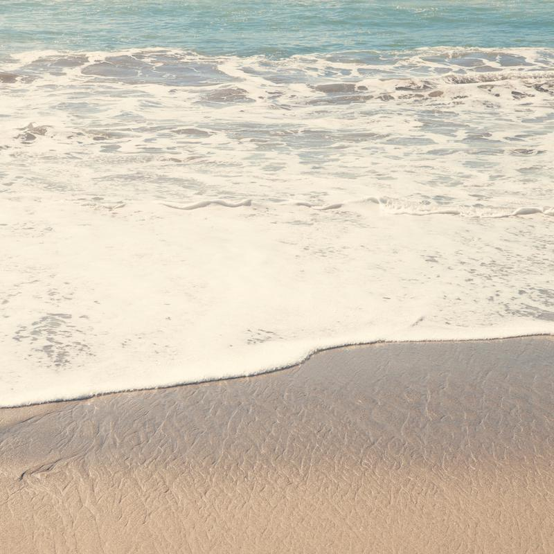 Santa Monica Surf alu dibond