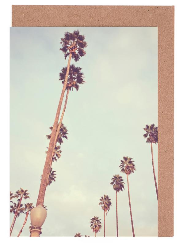 Streets of Los Angeles Grußkartenset