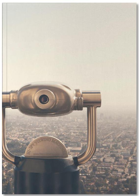 The View Los Angeles Premium Notizbuch | Dekoration > Accessoires | Mehrfarbig | Papier