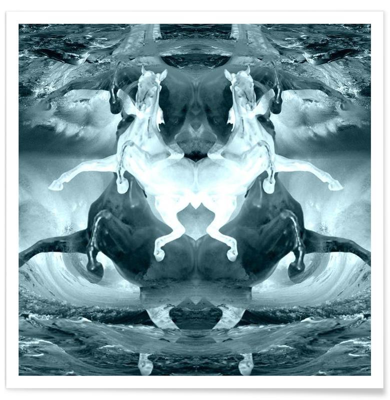 Pale horses affiche
