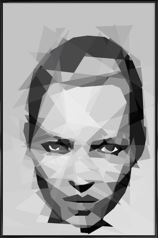 Kate II Framed Poster