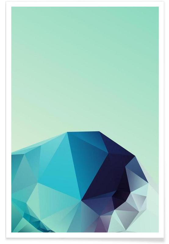 Geometric 2 Poster
