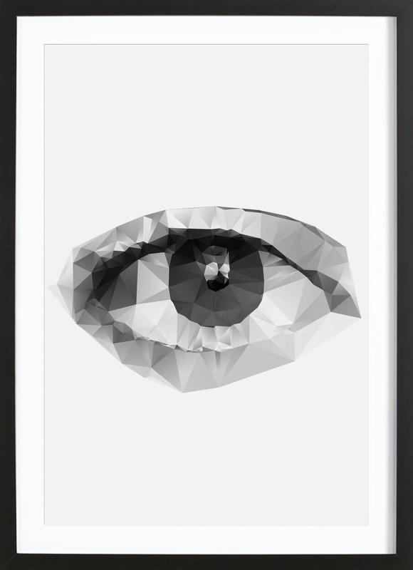 Waiting Premium Poster gerahmt | Dekoration > Bilder und Rahmen > Poster | Mehrfarbig
