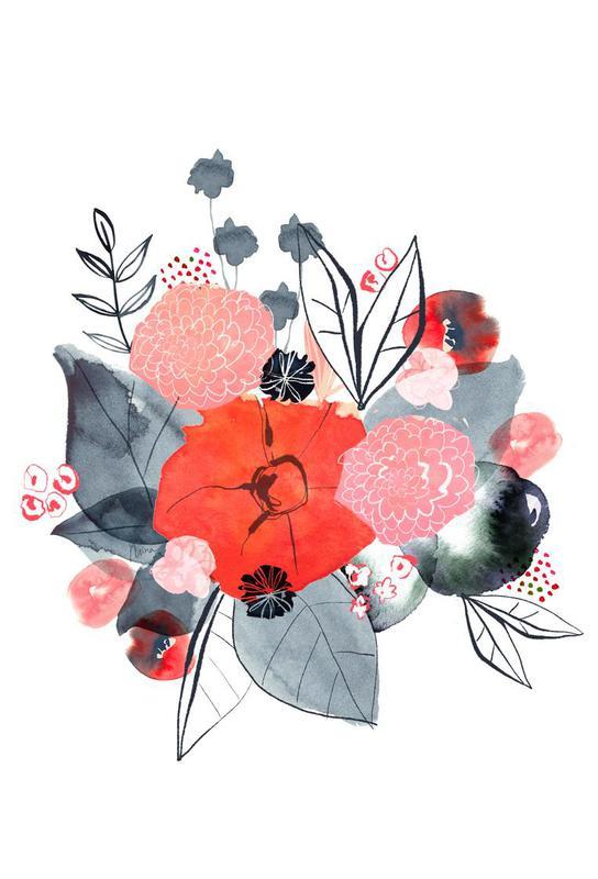 Flowers -Alubild