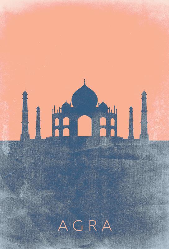Agra Alu Dibond Druck
