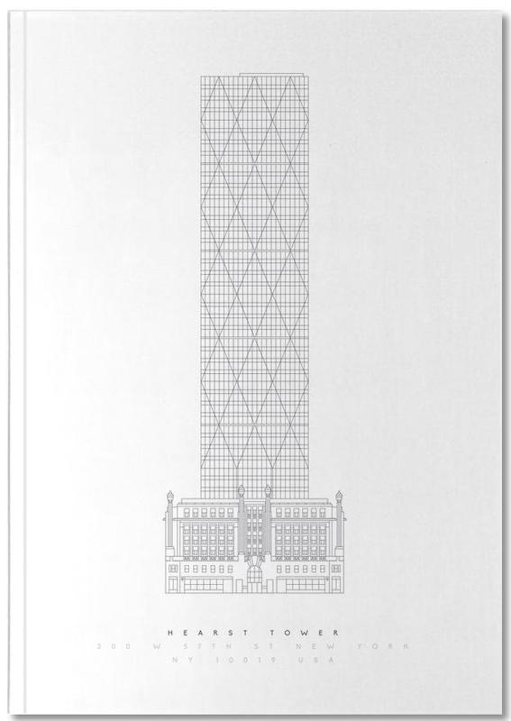 Hearst Tower Notebook