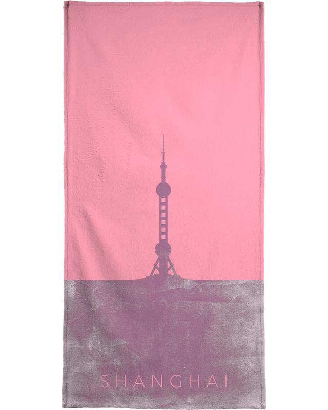 Shanghai -Handtuch