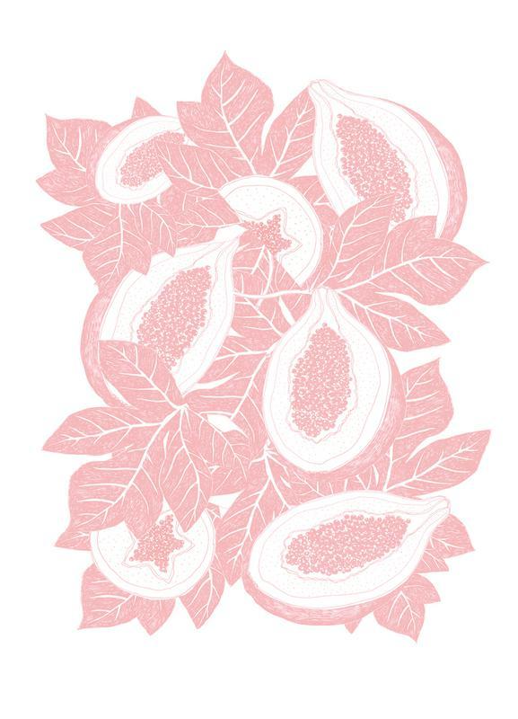 Mango canvas doek