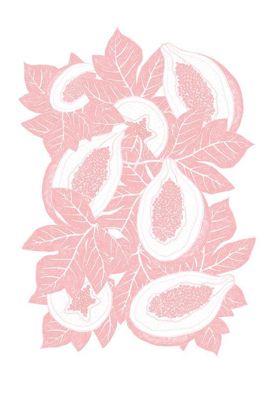 Mango -Acrylglasbild