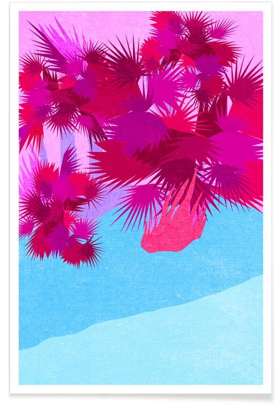 Palmen -Poster