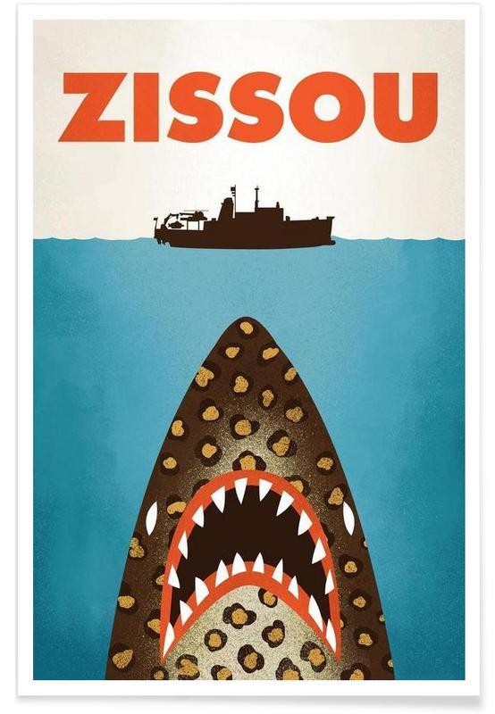Zissou affiche