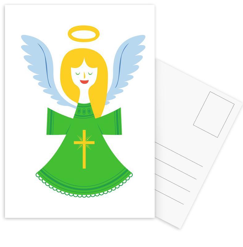 Angel Postcard Set