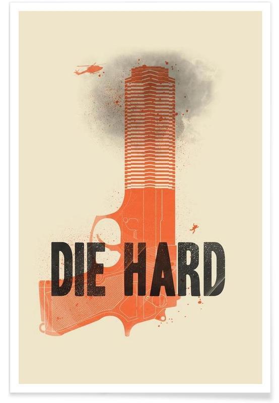 Die hard -Poster