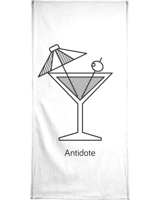 Antidote Bath Towel