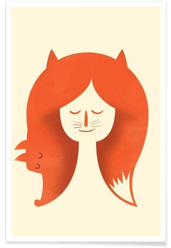 Fox Head affiche