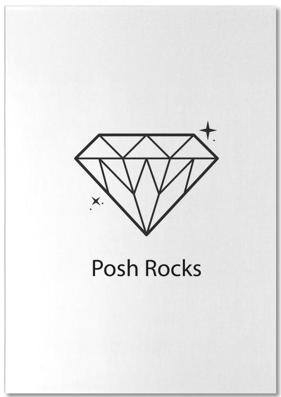 Posh Notizblock