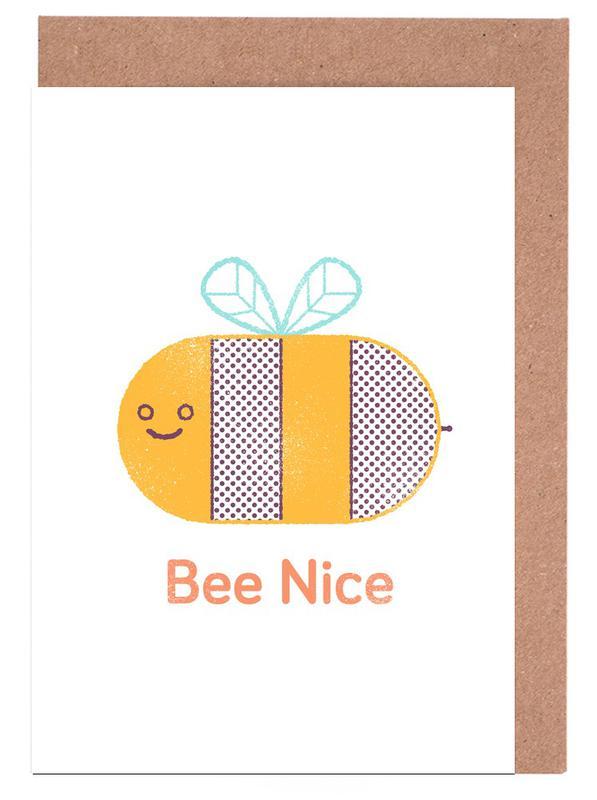 Bee Nice cartes de vœux