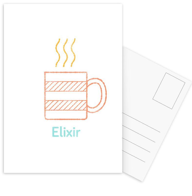 Elixir Postkartenset